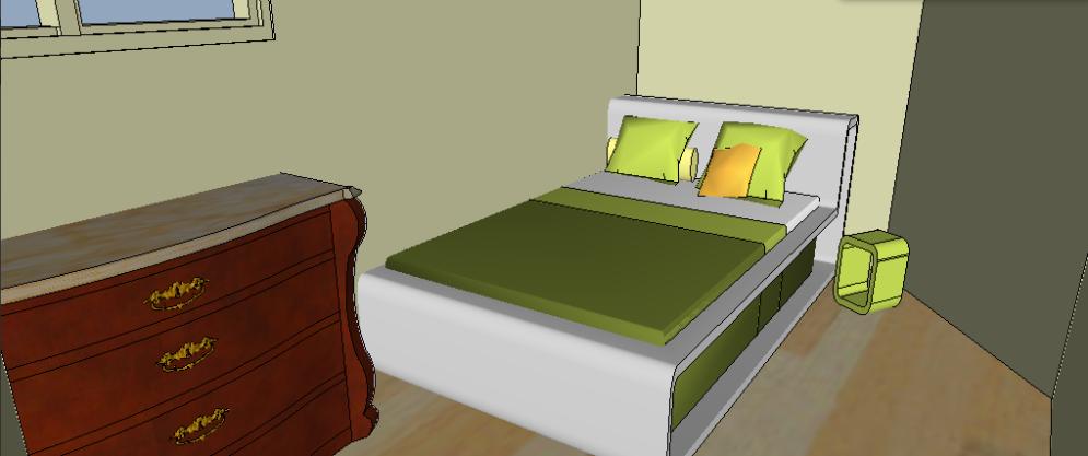 Bedroom GroundView