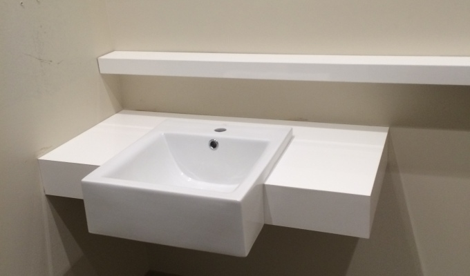 How to make a cost effectivevanity